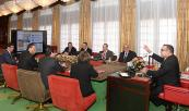 HM the King chairs working session on progress of Moroccan solar plan NOOR