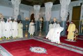 SM el Rey recibe a varios walis y gobernadores nombrados en diferentes regiones, provincias y prefecturas y en la administración central del Ministerio de Interior