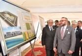 SM el Rey Mohammed VI coloca en Casablanca la primera piedra de un centro de formación en los oficios de hostelería y turismo