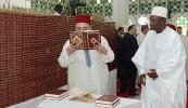HM The King, Commander of the Faithful, donates 10K copies of Holy Koran to be distributed in Côte d'Ivoire's Mosques