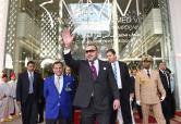 SM el Rey inaugura en Rabat el Museo Mohammed VI de arte moderno y contemporáneo