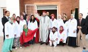 SM el Rey Mohammed VI inaugura en Skhirat dos nuevos proyectos solidarios a favor de las mujeres y los jóvenes