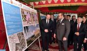 Casablanca-Settat: HM King Mohammed VI inaugurates and launches several projects, which are meant to promote the medical services at the Ibn Rochd University hospital
