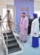 SM el Rey Mohammed VI inaugura un centro de reeducación y readaptación funcional en Ain Chock en Casablanca