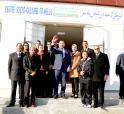 INDH: SM el Rey inaugura un centro sociocultural en Tit Mellil