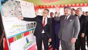 SM el Rey lanza e inaugura en Casablanca grandes proyectos estructurantes