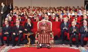 SM El Rey preside en Dajla la ceremonia del lanzamiento de programas de desarrollo de las Regiones Dajla -Oued Eddahab y Guelmim-Oued Nun y de firma de los contratos programas correspondientes