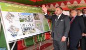 SM el Rey Mohammed VI lanza en Tánger el proyecto inmobiliario integrado Ibn Khaldoun