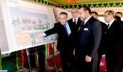 HM the King launches building works of integrated socio-sports complex in Rabat for 50 mln MAD
