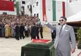 HM King Mohammed VI Launches Restructuring Program of Neighborhoods, Roads in northern Morocco