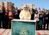 SM el Rey lanza en Rabat varios proyectos médico-sociales realizados en el marco de la INDH