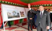HM King Mohammed VI launches several landmark projects to back the socio-economic and urban development of the city of Tetouan