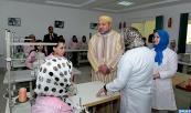 Inauguration de projets sociaux à Tétouan: Forte impulsion Royale aux programmes de l'INDH