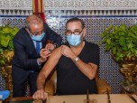 Fez - His Majesty King Mohammed VI launches national Covid-19 vaccination campaign
