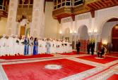 HM King Mohammed VI appoints, at the Royal Palace in Casablanca, New Ambassadors in Morocco's Diplomatic Missions, Foreign Ministry's Central Administration