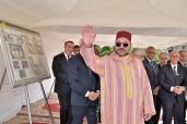 SM el Rey Mohammed VI coloca en Rabat la primera piedra de un Centro Regional de Cuidados Bucodentales