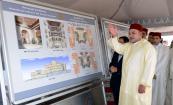 سلا: جلالة الملك يضع الحجر الأساس لبناء مركب ثقافي وإداري تابع لوزارة الأوقاف والشؤون الإسلامية