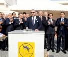 SM el Rey Mohammed VI pone la primera piedra de un centro de rehabilitación psicosocial en el CHU Ibn Rochd de Casablanca