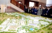 """SM el Rey Mohammed VI preside la ceremonia de presentación del proyecto de creación de la ciudad nueva """"Ciudad de Mohammed VI Tánger Tech"""" y la firma del protocolo de acuerdo correspondiente"""