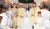 """Boda principesca: SM el Rey Mohammed VI preside, en el Palacio Real de Rabat, la ceremonia de """" La Berza"""""""