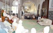 SM el Rey, Amir Al Muminin, preside la primera charla religiosa del mes sagrado de Ramadán