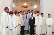 SM el Rey Mohammed VI preside la ceremonia de presentación del programa de rehabilitación de las madrazas restauradas de Fez