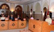 SM el Rey preside un Consejo de Ministros