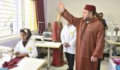 Nuevos proyectos solidarios en Kenitra: firme voluntad real de promover las condiciones socioeconómicas de las mujeres y de los jóvenes