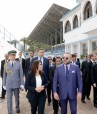 SM el Rey Mohammed VI lanza el proyecto de reordenación y valorización del velódromo de Anfa en Casablanca