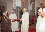 جلالة الملك يستقبل بتطوان عددا من السفراء الأجانب