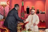 SM el Rey recibe en Fez a un enviado especial del presidente de la República del Sudán