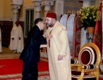 HM King Mohammed VI receives at the Royal Palace in Casablanca, Saad Eddine El Othmani, tasks him with forming new government