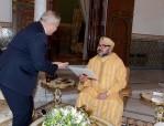 SM el Rey Mohammed VI recibe invitación del Rey jordano para asistir a la cumbre de la Liga Árabe