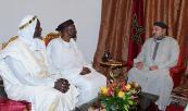 أمير المؤمنين يستقبل ببماكو ممثلي الطريقتين التيجانية والقادرية