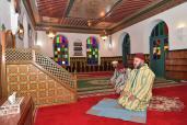 SM el Rey Mohammed VI visita la mezquita de Antsirabe y la rebautiza con el nombre de Mohammed V