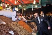 SM el Rey Mohammed VI lanza varios proyectos destinados a la rehabilitación del casco antiguo de Marrakech