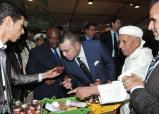 HM the King inaugurates in Meknes 8th Agriculture Fair-24 april 2013