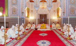 HM the King Sends Condolence Message to Family of Late Abdelouahed Belkeziz