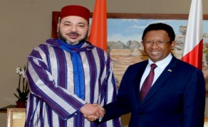 HM the King Offers Condolences to Madagascar's President After Violent Cyclone