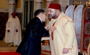 HM the King Congratulates Saad Eddine El Othmani Following his Election as PJD Secretary General