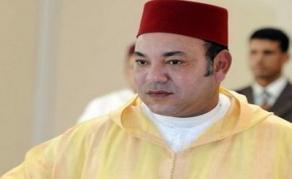 أمير المؤمنين يؤدي صلاة الجمعة بمسجد الإمام البخاري بطنجة