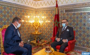 HM the King Appoints Aziz Akhannouch as Head of Government, Entrusts Him with Forming New Government