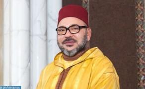 """SM el Rey da sus altas instrucciones para lanzar la operación de distribución alimentaria """"Ramadán 1"""