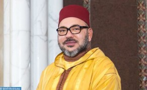 HM the King, Commander of the Faithful, Sends Message to Moroccan Pilgrims Heading for Islam Holy Sites