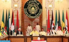 SM el Rey decide asignar una subvención financiera como contribución de Marruecos a la restauración y el acondicionamiento de algunos espacios de la Mezquita Al Aqsa y de sus alrededores