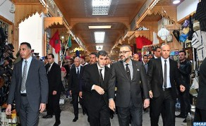 Fuerte impulso real a los programas de rehabilitación y mejora de la medina de Rabat