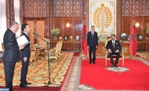 SM el Rey nombra a Mohamed Benchaaboun ministro de Economía y Finanzas