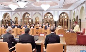 HM the King Chairs Council of Ministers in Casablanca