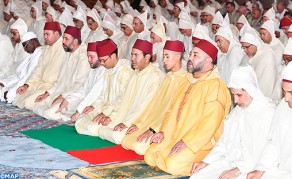 HM the King Chairs Religious Evening to Commemorate Laylat Al-Qadr at Hassan II Mosque in Casablanca