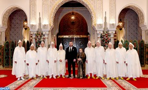 HM the King Appoints President, Members of Constitutional Court (Royal Office)